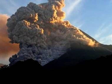 Wisata Lava Merapi