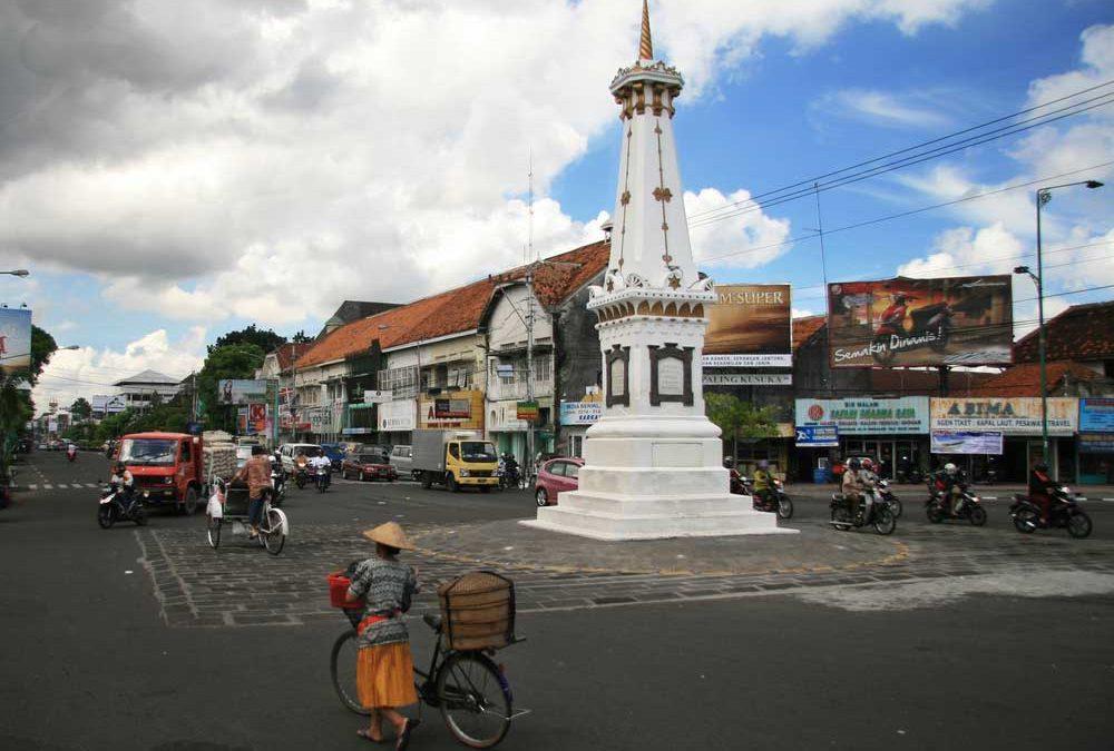 Tentang Kota Yogyakarta