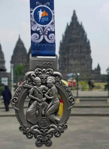 Jogja Marathon 2017 Dikuti 6.000 Pelari dari Indonesia dan Mancanegara