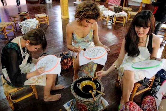 Beijing Pamerkan Foto Wisata Belajar di Jogja