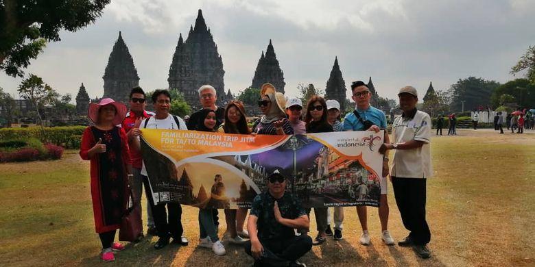 Jurnalis Bulgaria Jelajahi Destinasi Jogja dan Bali