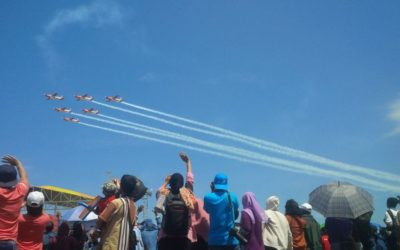 Akhir April, Sempatkan Nonton Jogja International Air Show 2017