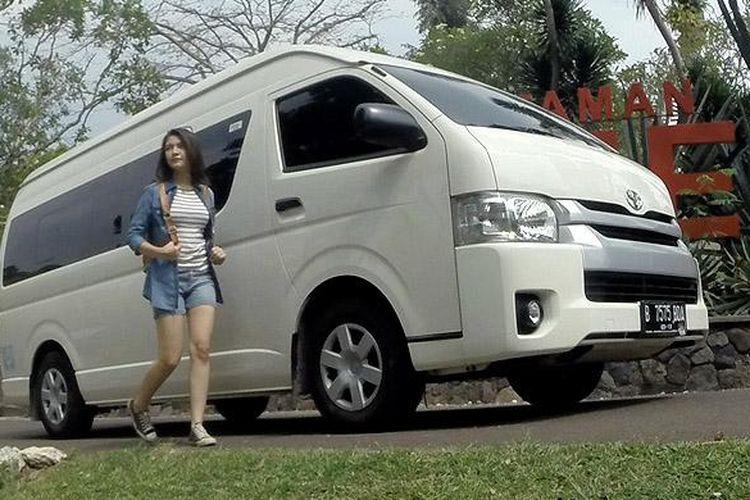 Rental Mobil Hiace JogjaAman & Terpercaya