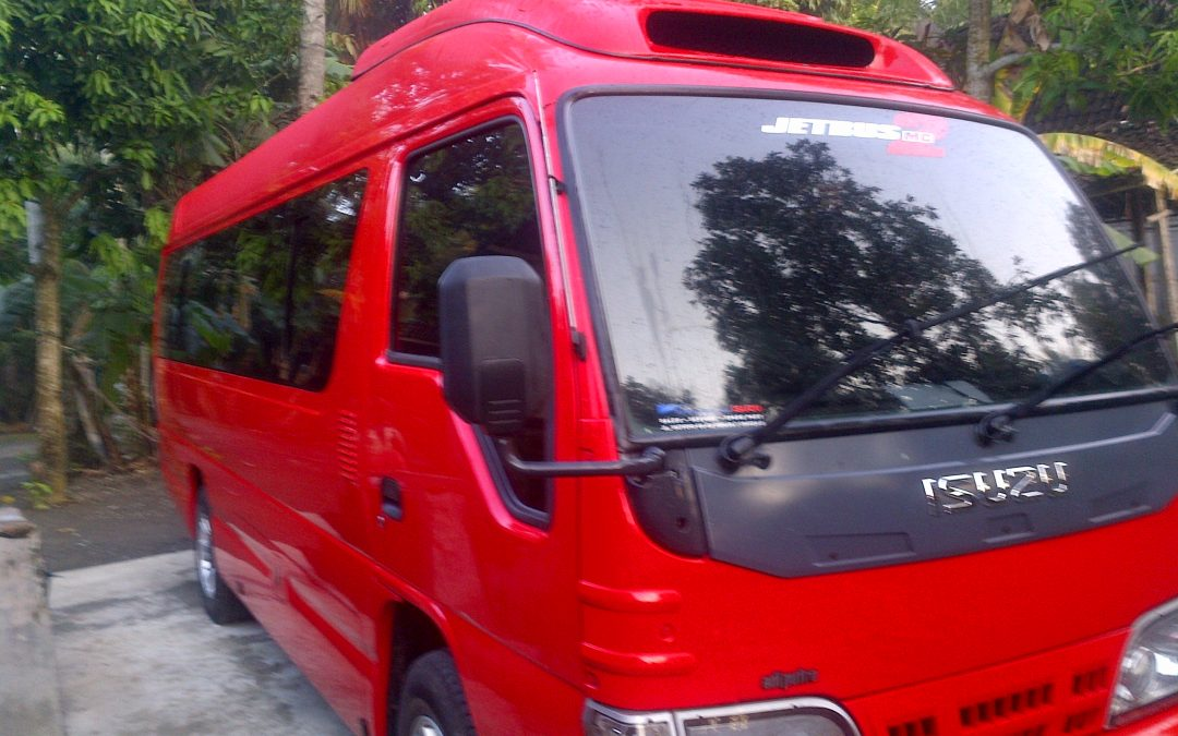 sewa mobil Jogja Cirebon